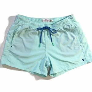 Vineyard Vines Performance Crystal Blue Shorts XS